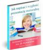 Jak Napisać i Wygłosić Prezentację Maturalną Okładka